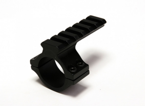 anello per ottica (D 30mm) con slitta weaver