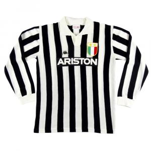 1984-85 Juventus Maglia Home L (Top)
