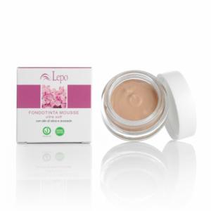 Fondotinta Mousse ultra soft Lepo - Pedrini Cosmetici