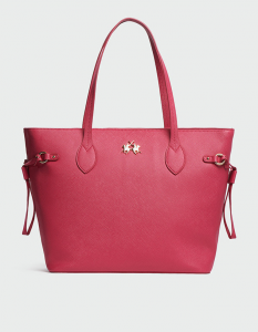 LA MARTINA SHOPPING BAG VALENTINA FUCSIA