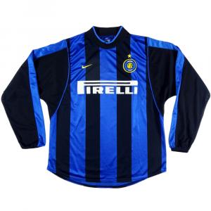 2000-01 Inter Maglia Home L *Nuova