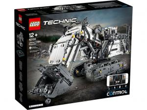 LEGO TECHNIC ESCAVATORE LIEBHERR R 9800 42100