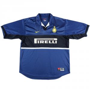 1998-99 Inter Maglia Terza XL *Nuova