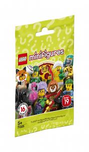 LEGO MINIFIGURES SERIE 19 71025