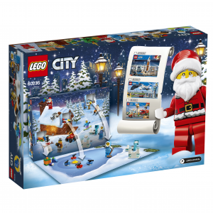 LEGO CITY CALENDARIO DELL'AVVENTO 60235