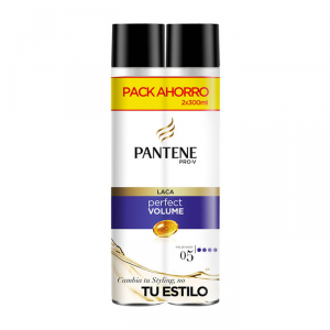 Pantene Lacca Perfect Volume 2x300ml
