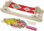 Telaio compatto per tessitura a perline