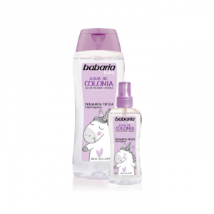 Babaria Baby Eau De Cologne Fragranza Fresca 600ml Set 2 Parti 2019