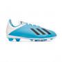 Scarpe Calcio Adidas x 19.4 fxg J Sky/White/Black f35361