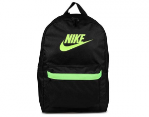 Zaino Nike Heritage Green/Black