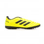 Scarpe Calcetto Adidas Copa 19.4 TF yellow fluo/black