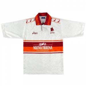 1994-95 As Roma Maglia Away M (TOP)