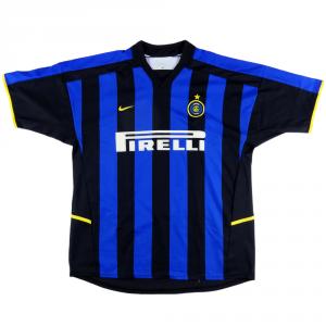 2002-03 Inter Maglia Home XL *Nuova