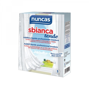 NUNCAS Additivo Sbianca Tende 80 ml