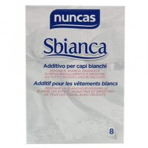 NUNCAS Sbianca Additivo Capi Bianchi 20 g