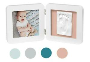 My baby touch Baby art cornice con impronta bianca