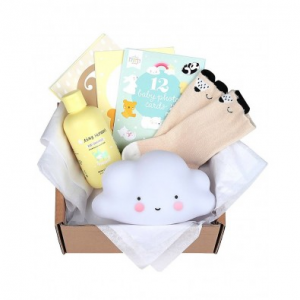 Baby gift box set regalo nascita unisex little lovely company