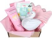 Baby gift box girl set nascita bimba Little lovely company