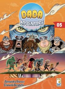 DADA ADVENTURE volume 5