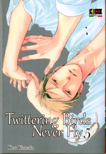 Twittering Birds Never Fly 5
