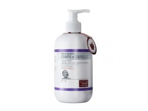 Detergente corpo e capelli 400 ml Fiocchi di riso