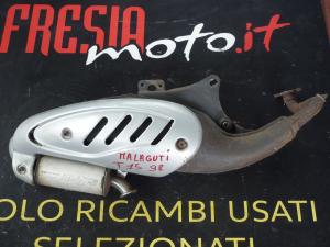 SCARICO USATO MALAGUTI FIREFOX F15 50 ANNO 1998