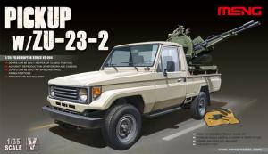 PICKUP W/ZU-23-2