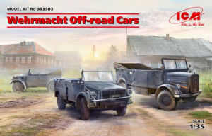 Wehrmacht Off-road Cars