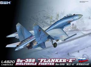 Sukhoi Su-35S Flanker E