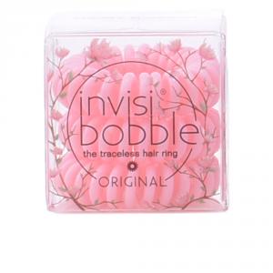 Invisibobble Hair Ring Secret Garden Sherry Blossom 3 Parti