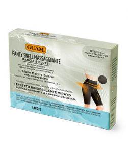 PANTY SNELL MASSAGGIANTE -PANCIA E GLUTEI- GUAM