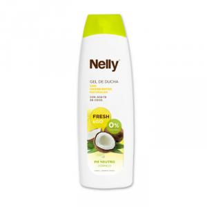 Nelly Gel Da Bagno Fresh & Go Cocco 600ml