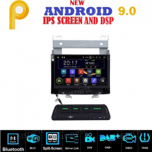 ANDROID 9.0 autoradio navigatore per Land Rover Freelander 2 2007-2012 GPS WI-FI Bluetooth MirrorLink