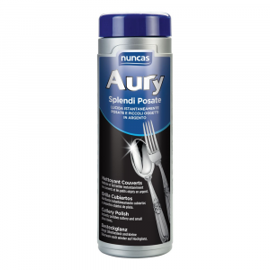 NUNCAS Aury Splendi Posate Lucida Argento 250 ml