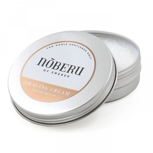 Noberu Of Sweden Crema Da Barba Sandalo 100ml