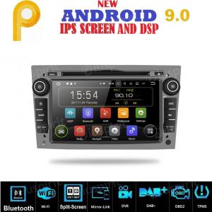 ANDROID 9.0 GPS DVD WI-FI Bluetooth Mirror-Link autoradio 2 DIN navigatore compatibile con Opel Zafira, Opel Corsa, Opel Meriva, Opel Astra, Opel Antara, Opel Vivaro, Opel Vectra, Opel Tigra, Opel Combo