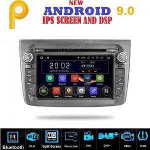 ANDROID 9.0 autoradio navigatore per Alfa Romeo Mito 2008-2014 GPS DVD WI-FI Bluetooth MirrorLink