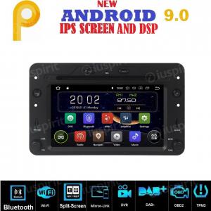 ANDROID 9.0 GPS DVD WI-FI Bluetooth Mirror-Link autoradio navigatore compatibile con Alfa Romeo 159, Alfa Romeo Spider, Alfa Romeo Brera