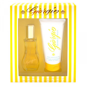 Giorgio Beverly Hills Yellow Eau De Toilette Spray 90ml Set 2 Parti 2019