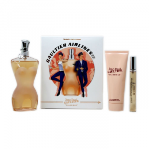 Jean Paul Gaultier Classique Eau De Toilette Spray 100ml Set 3 Parti 2019