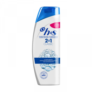 Head And Shoulders Shampoo Classico 2 In 1 270ml