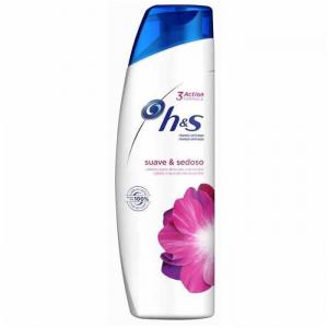 H&S Liscio E Setoso Shampoo 270ml