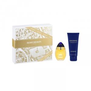 Boucheron Femme Eau De Parfum Spray 50ml Set 2 Parti 2019