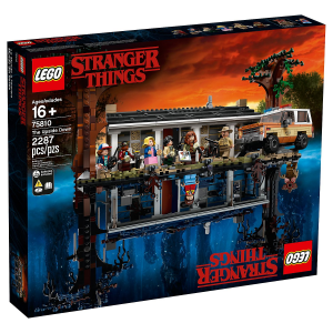 LEGO STRANGER THINGS IL SOTTOSOPRA 75810