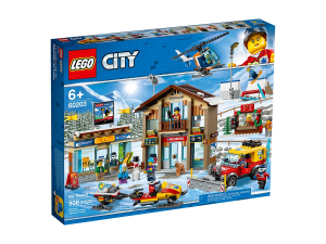 LEGO CITY STAZIONE SCIISTICA 60203