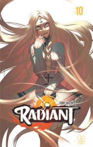 RADIANT volume 10 ed. j-pop