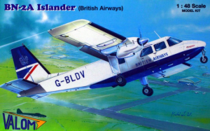 BN-2A Islander (British Airways)