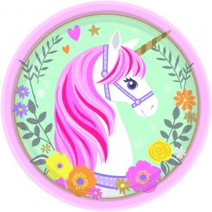 PIatti torta Unicorno