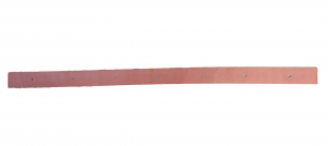 CM 752 / CS 762 Gomma Tergipavimento POSTERIORE per lavapavimenti HOOVER