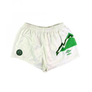 1991-92 Celtic Pantaloncini Home  *Nuovi